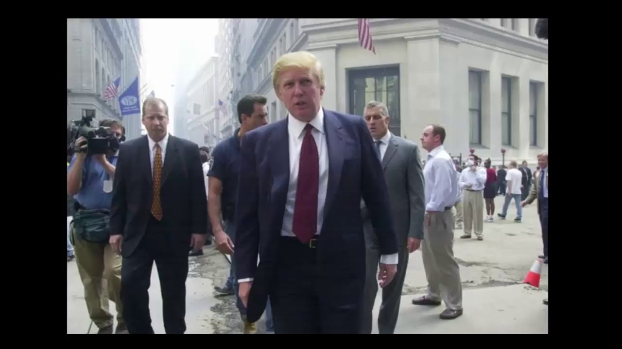 Donald Trump 2001 September 11th 911 Interview