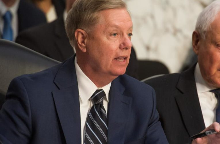 """OUT OF BOUNDS"": Sen. Lindsey Graham says of House dems handling of impeachment inquiry"