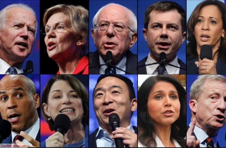 MSNBC & Washington Post Democratic Debate (Full Length) – November 20, 2019 | MSNBC