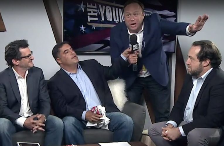VIDEO Alex Jones Sues Young Turks: Official Statement