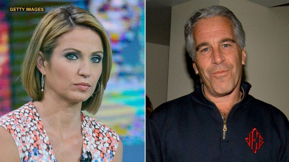 Amy Robach Jeffrey Epstein Leaked ABC News Video Veritas