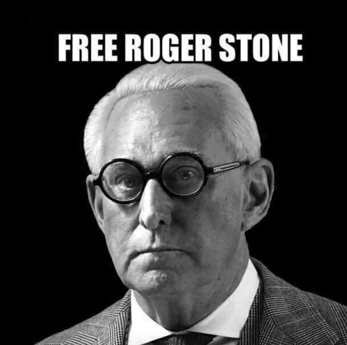 Free Roger Stone