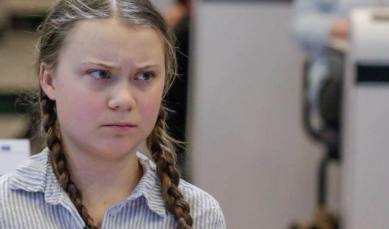 What They Are Not Telling You About Greta Thunberg