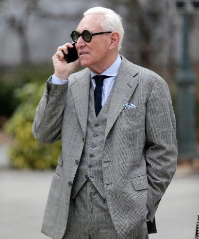 Roger Stone Convicted On All 7 Counts, Faces 50 Years For Electing 45 – VIDEO