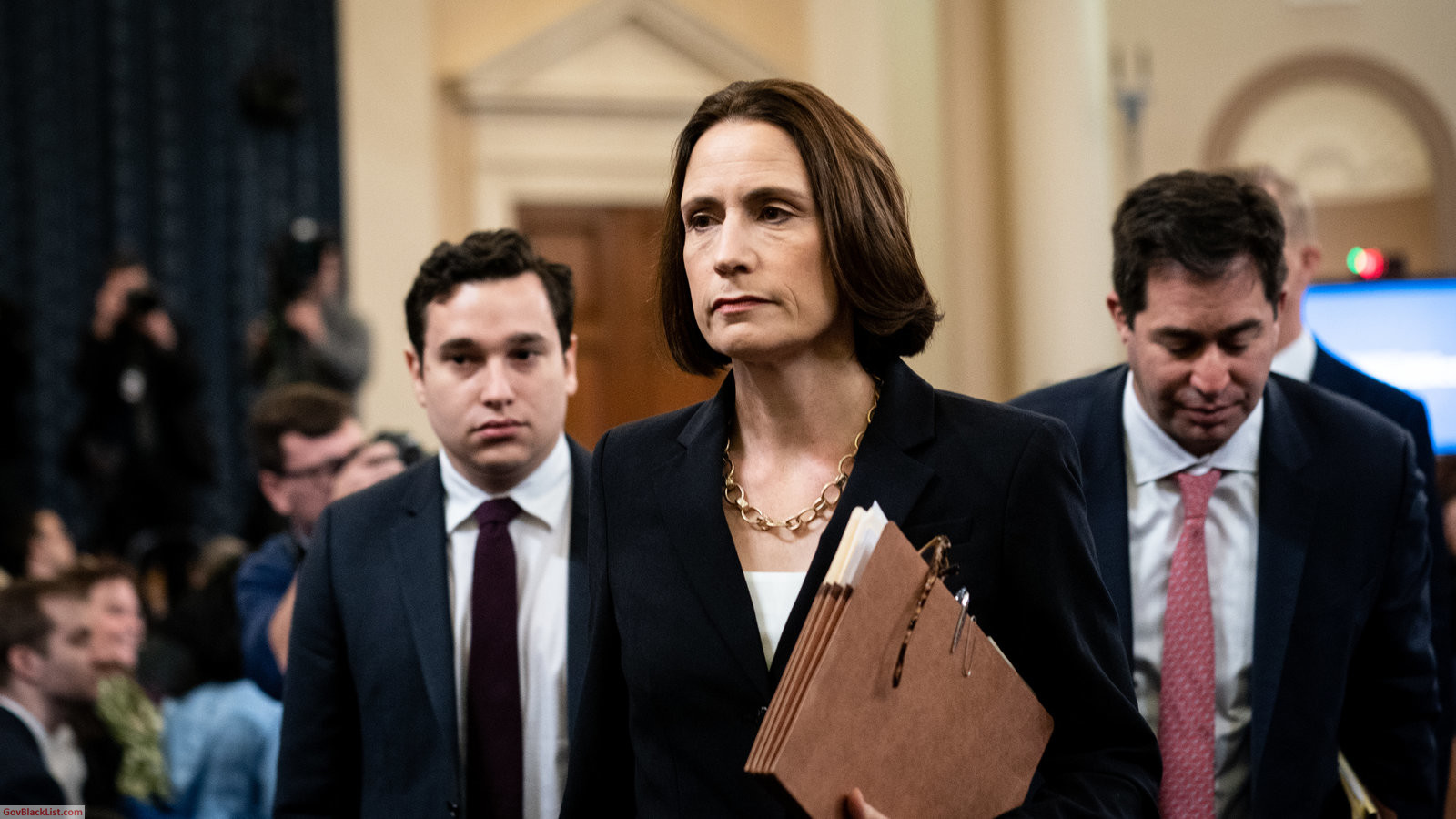 Who Is Fiona Hill