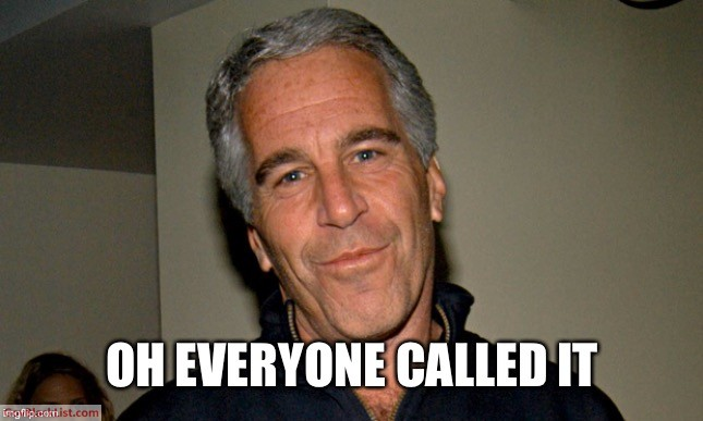 User Submitted Epstein Memes and there is a cat!