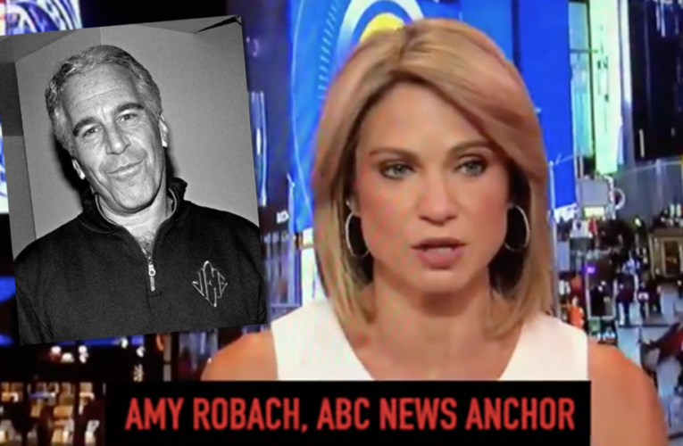ABC Covered-Up Epstein Crimes, Now LIES About Cover-up