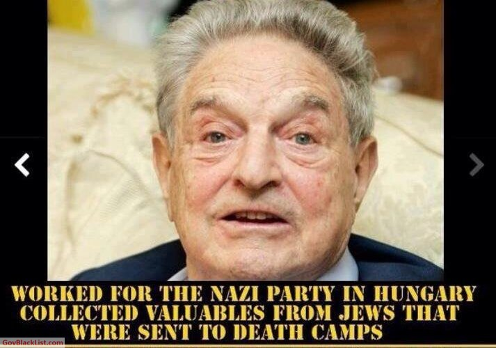 George Soros Admits Working With The NAZIs Was The Happiest Time Of His Life