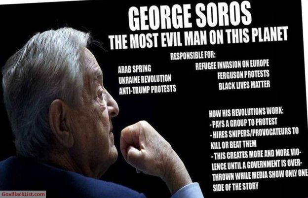 Flashback VIDEO! Alex Jones Outed George Soros As A Nazi Colaborator In 2012