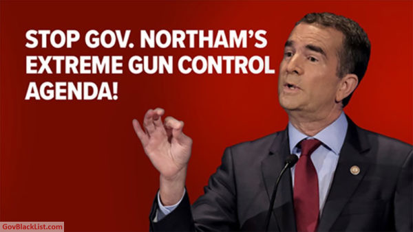 Virginia Rep. Confirms Gun Confiscation Plan