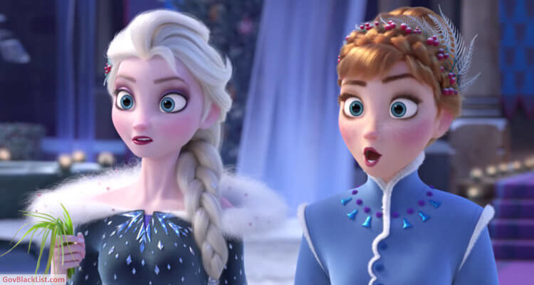 Frozen 2 Secrets Leaked