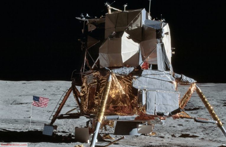 The Mysterious Case Of NASA's Missing $1.1 Billion Moon Lander