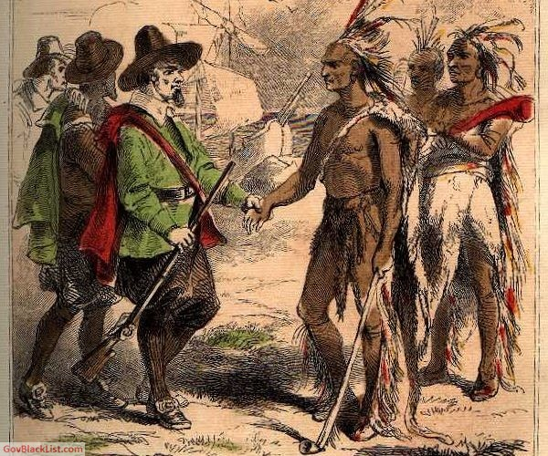 Video: CNN Pushes Pilgrims-Genocide-Of-Indians Lie