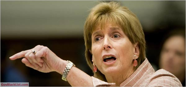 Christine Todd Whitman FOIA Request
