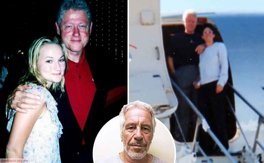 clinton-poses-with-epsteins-pimp-sex-slave