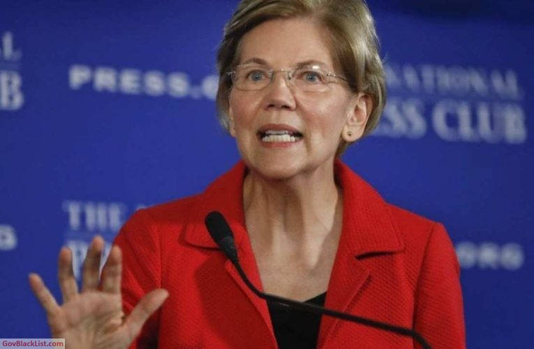 "Liar Elizabeth Warren Wants to CRIMINALIZE ""Disinformation"""