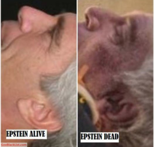 Is Epstein Still Alive To Testify Against The Deep State?