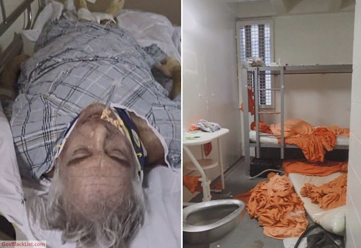 Was Epstein Murder Weapon In New 60 Minutes Jail Pics?