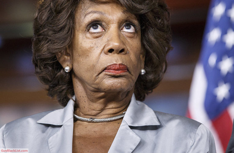 Maxine Waters Trolled Into Giving Speech To Fake Country