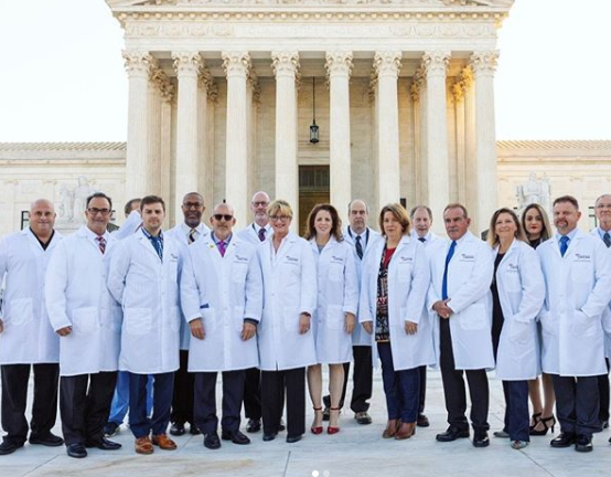 America's Frontline Doctors: White Coat Summit II – SCOTUS Press Conference